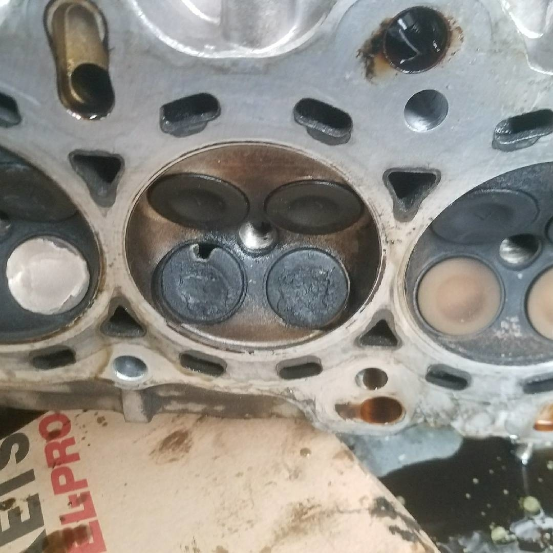 Misfire In Cylinder's One, Three And Four