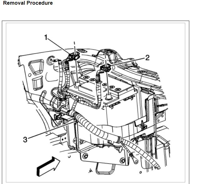 Battery replacement: 2006-2009 pontiac torrent 2006 pontiac.