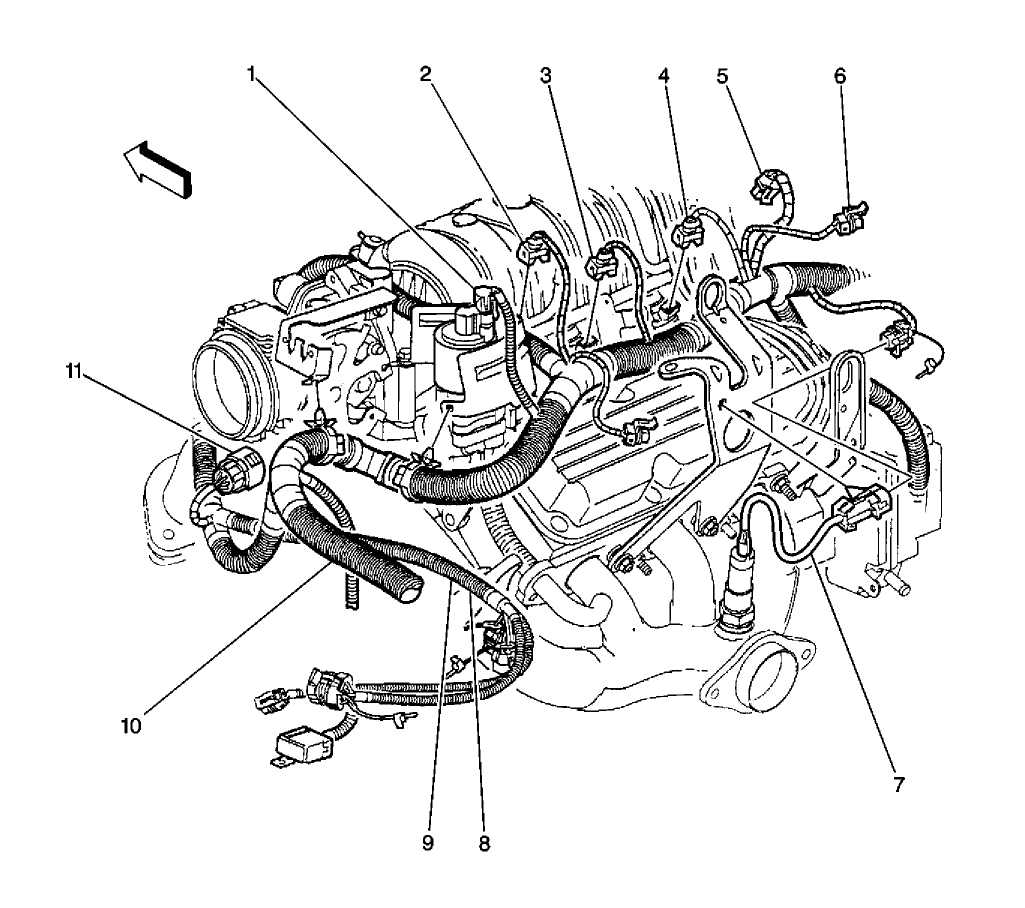 Buick 3 1 Engine Diagram O2 Sensor Wiring Library