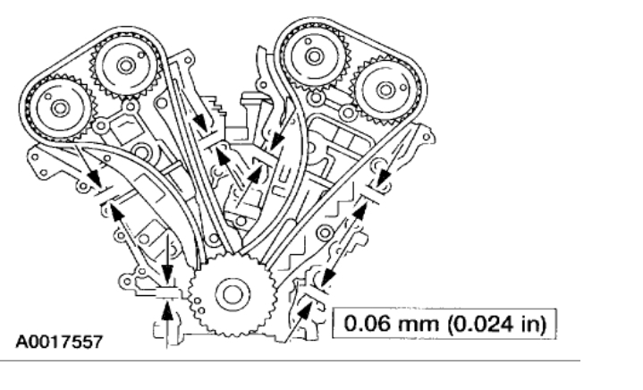 Camshaft Timing: the Car Is a 2003 FORD ESCAPE V6 so It Has a ...2CarPros