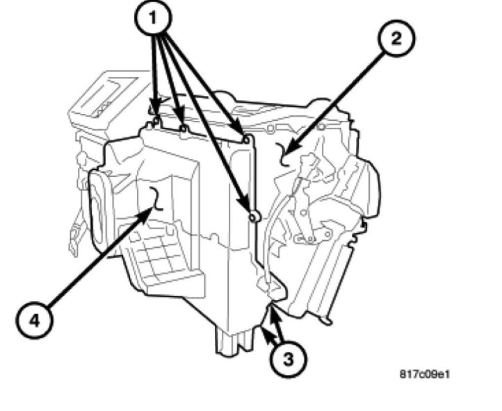 2010 Dodge Avenger Engine Diagram