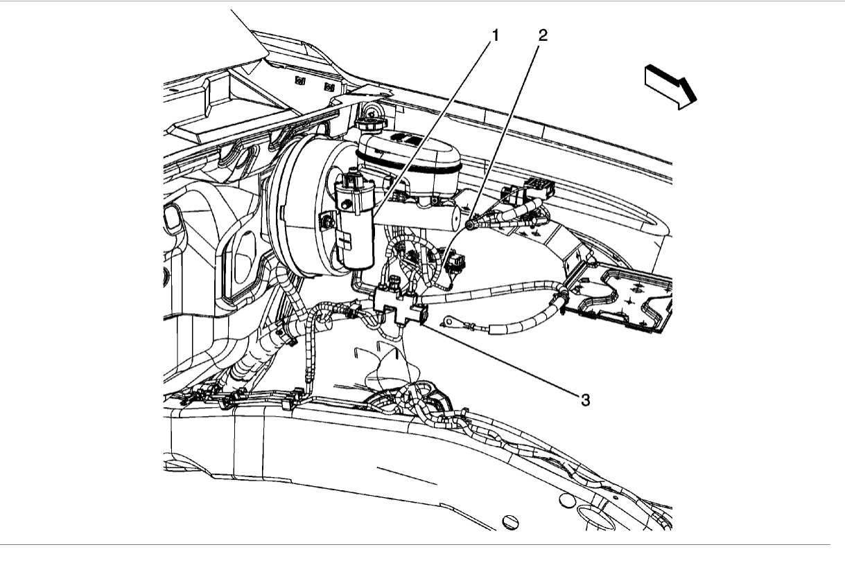 2006 Chevy Silverado 2500hd Brake Line Diagram