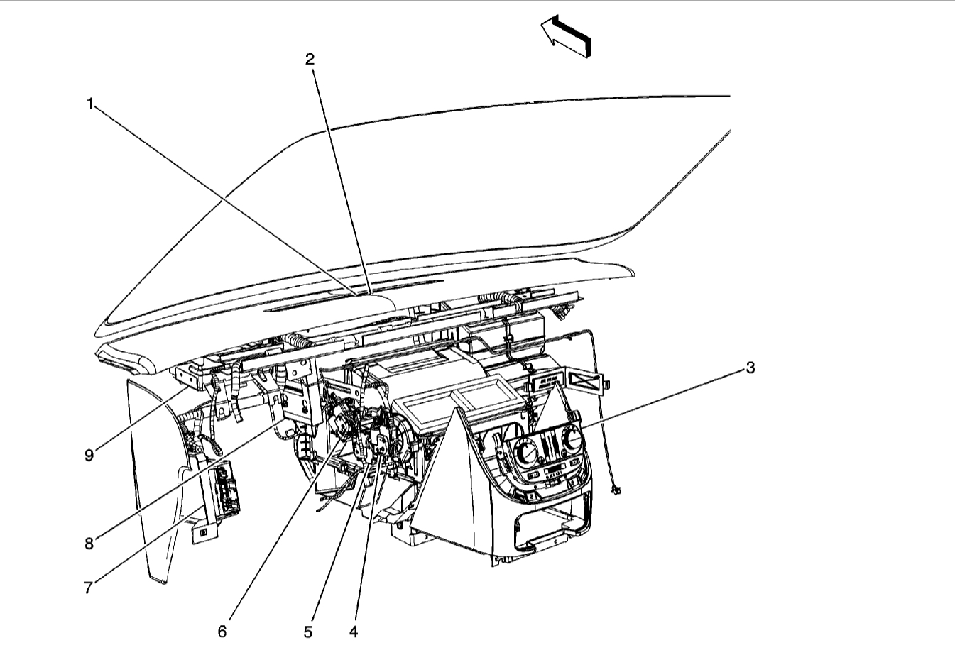 2006 pontiac montana engine diagram