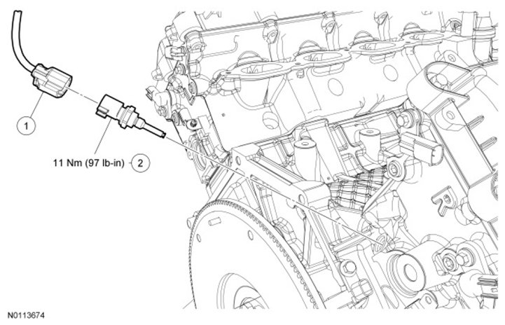 2013 Ford F 150 Ecoboost Cylinder Diagram