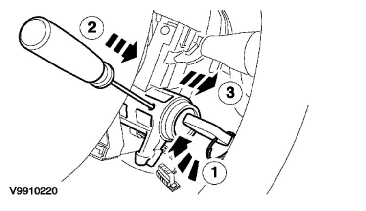 1998 Ford Stereo Wiring Color Code