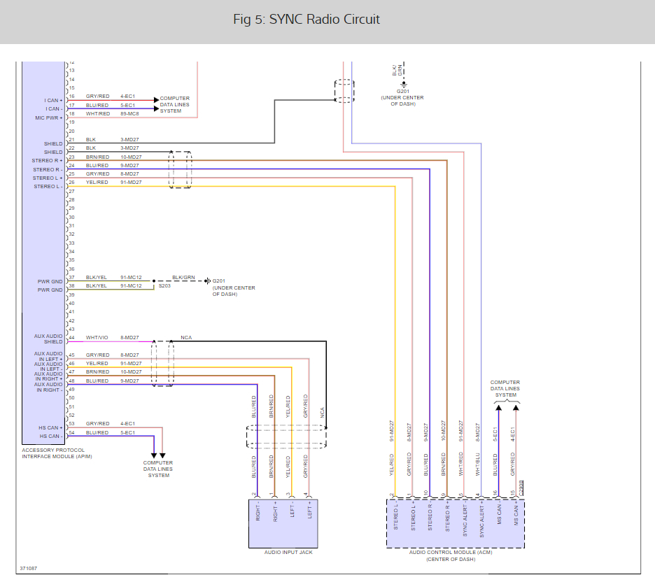 2010 Ford Van Radio Wiring Diagram Wiring Diagram Pour Completed A Pour Completed A Graniantichiumbri It