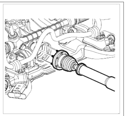 Is My Drive Shaft Serviceable or Do I Have to Go the Aftermarket