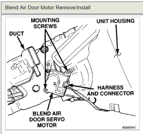 2006 Dodge Ram Side Air Vent Diagram - Wiring Diagram K4
