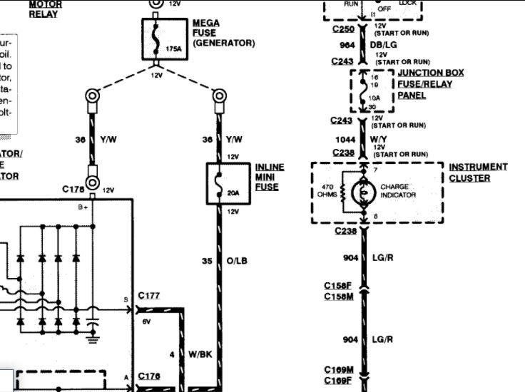 Alternator Charging Problem  The Alternator Is Not