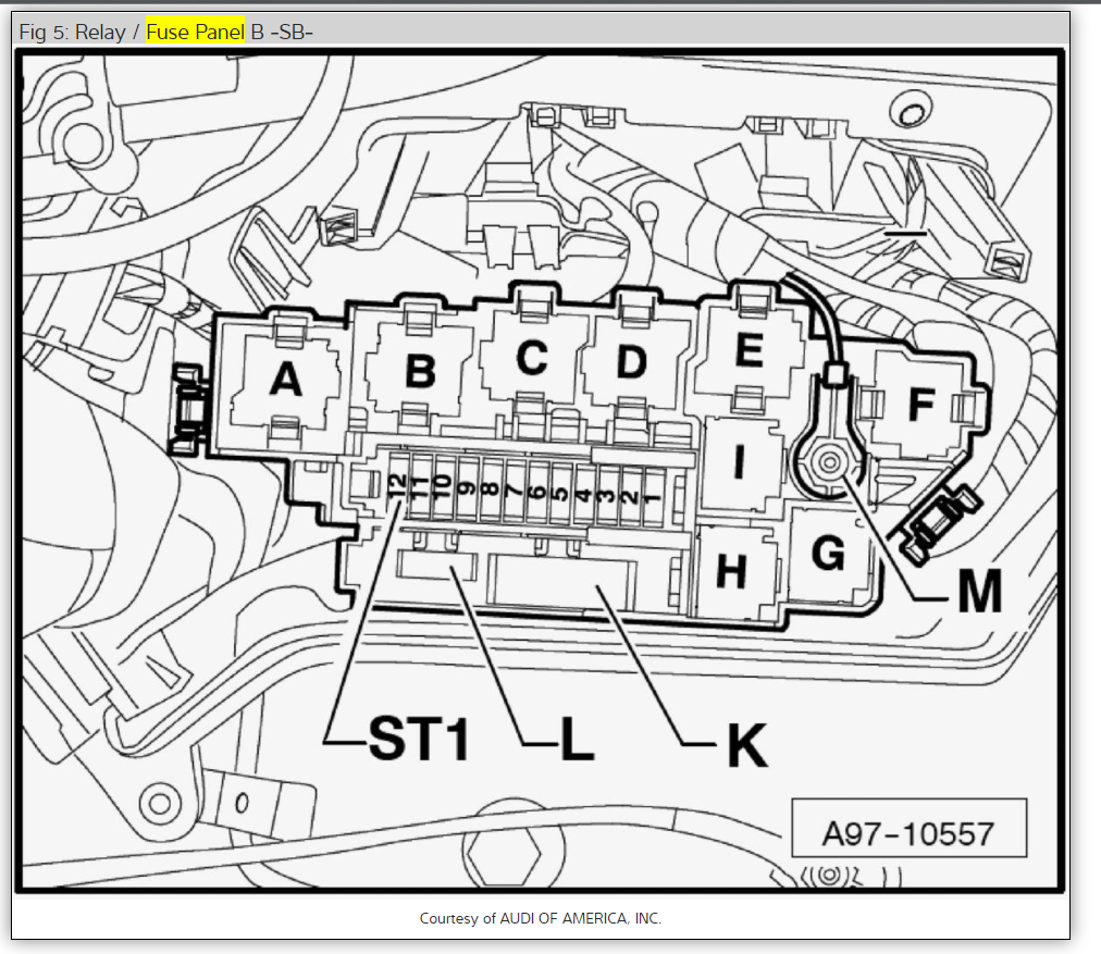 2010 Audi Q5 Secondary Air Injection Pump  The Check