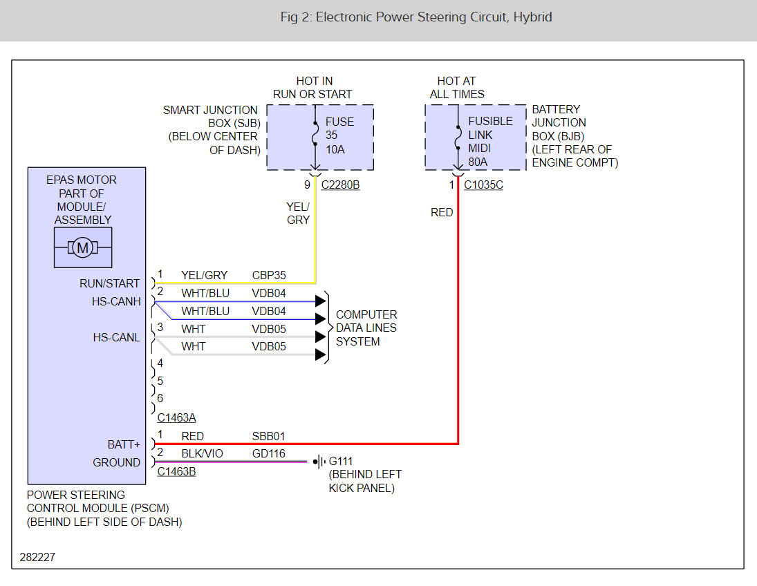 Eps System: Where Can I Get the Eps Electric Diagram? I Have ... on