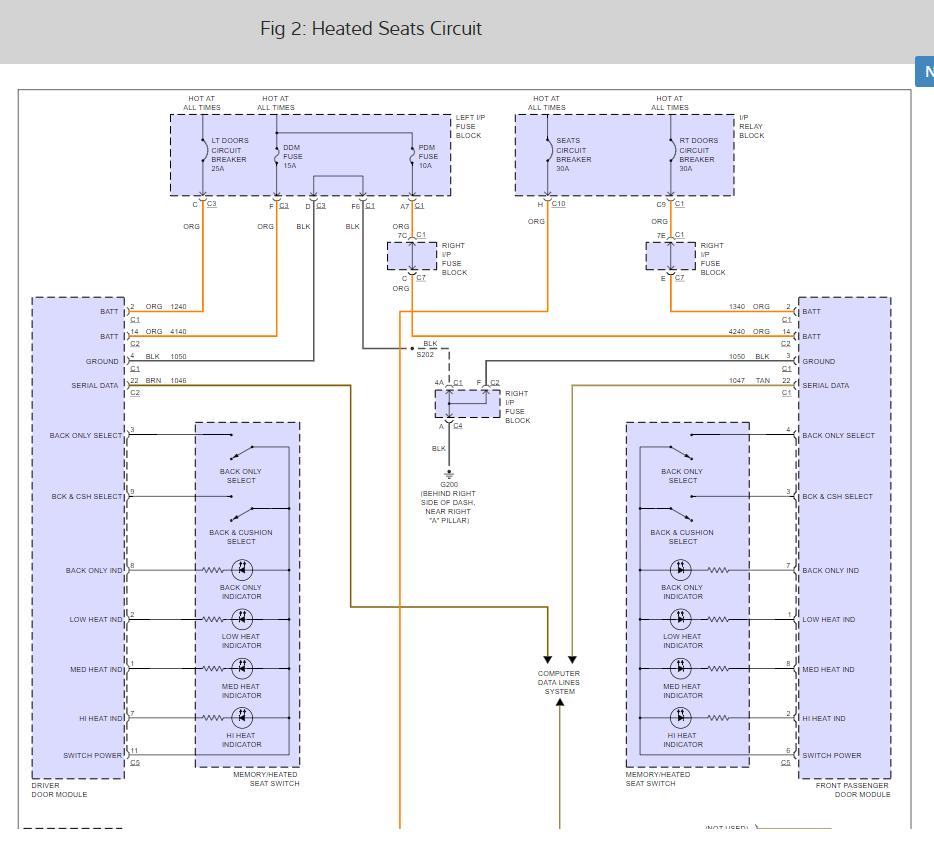 Gmc Sierra Door Wiring Diagram