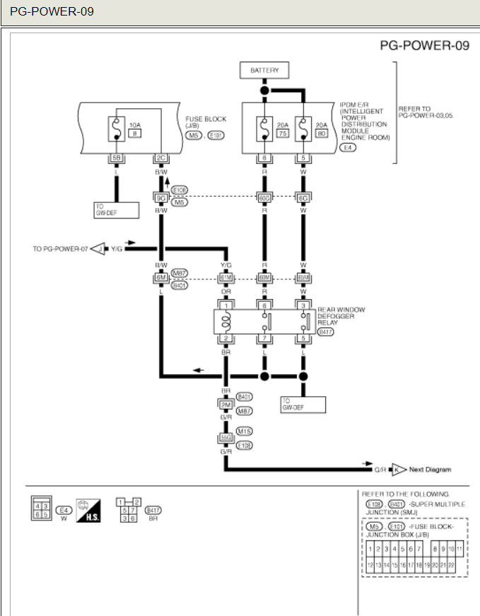 infiniti bose stereo wiring diagrams