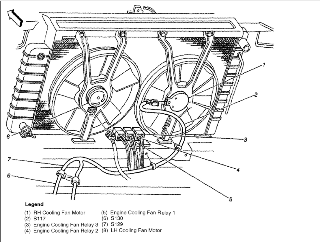 1999 Cadillac Eldorado Engine Diagram | Wiring Diagram