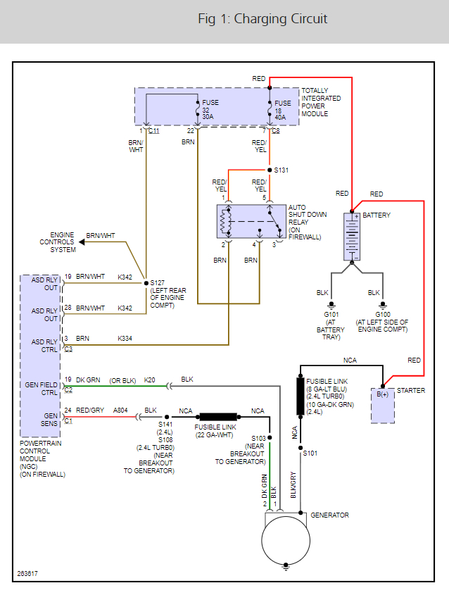 [SCHEMATICS_4FR]  Alternator Removal: Is There any Way Once the Alternator Is Free ... | 2007 Pt Cruiser Alternator Wiring Diagrams |  | 2CarPros