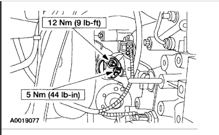Starter Replacement Instructions How Do I Replace Motor Rh2carpros: Starter Location On 2012 Ford Escape At Gmaili.net