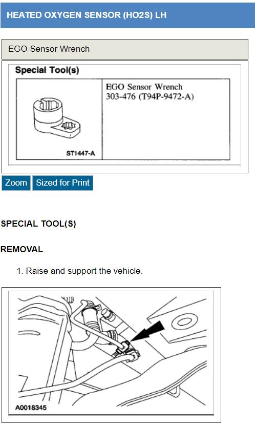 O2 Sensor  Where Is  U0026quot Bank 2 Sensor 1 U0026quot   O2 Sensor