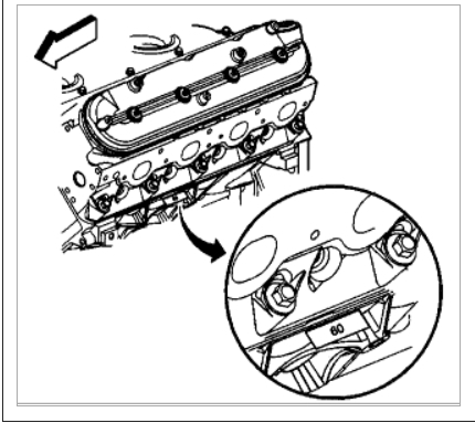 V8 Vortec Engine Diagram