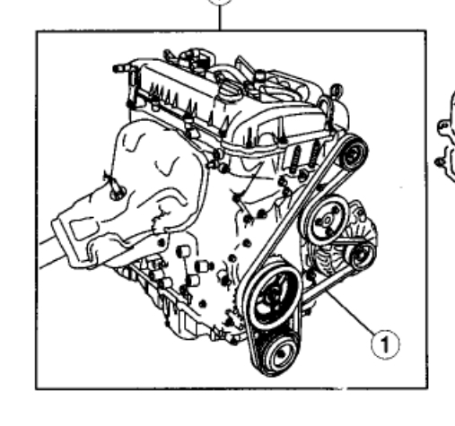 2008 Mazda 4cyl Engine Diagram