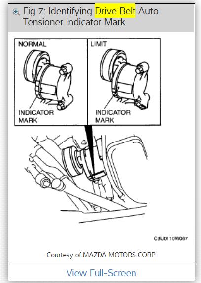 drive belt diagram  i am rebuilding a mazda 3 with the 2 3