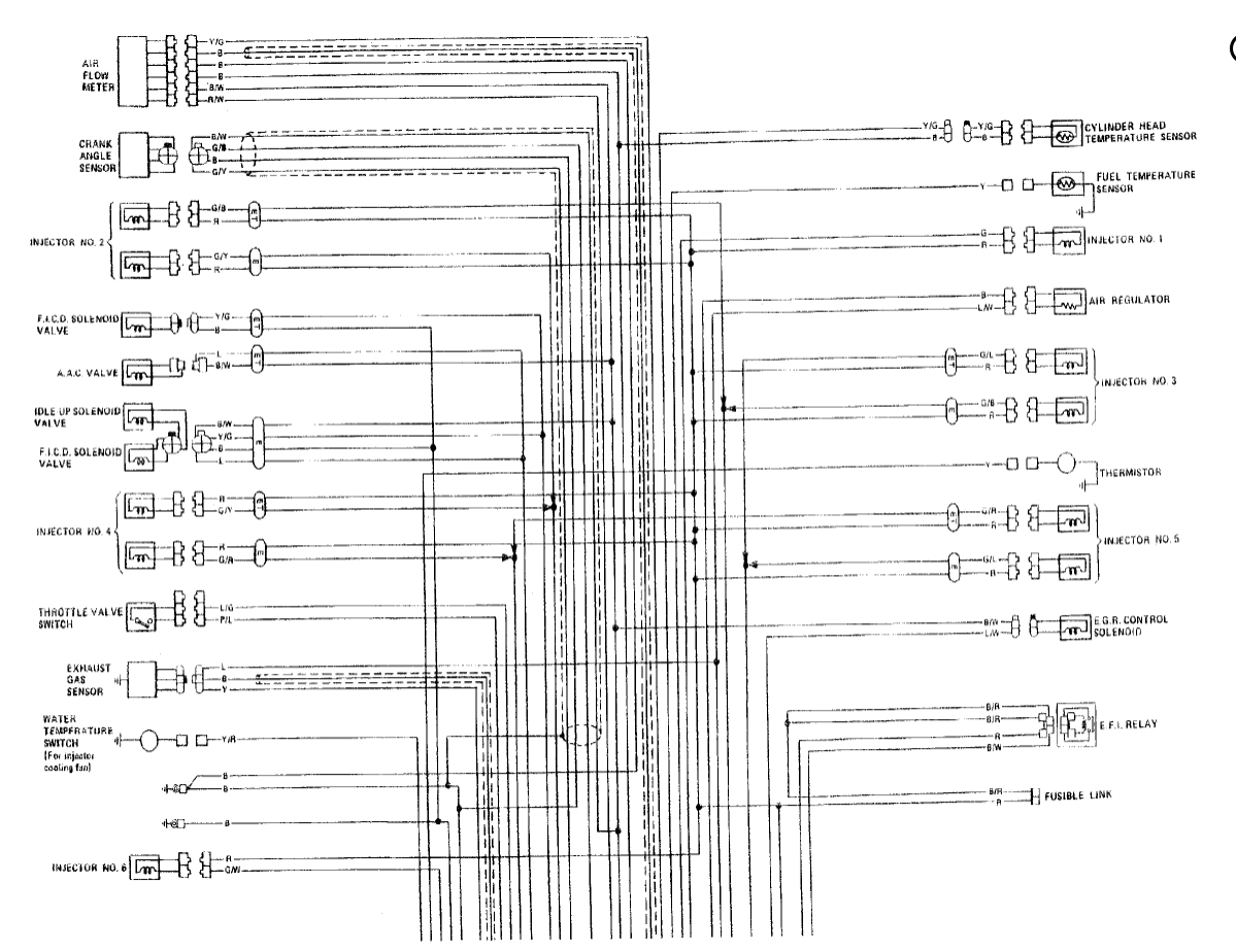 1984 Nissan 300zx Wiring Diagram We Have A 300 Zx With No Spark New Ecu Coil Thumb