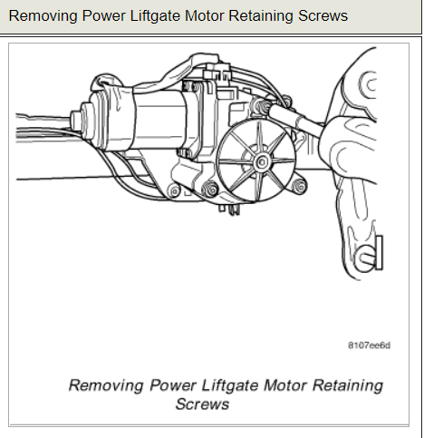 pasifica liftgate release circuit and wiring click image to  rear power hatch won& 39;t open electrical