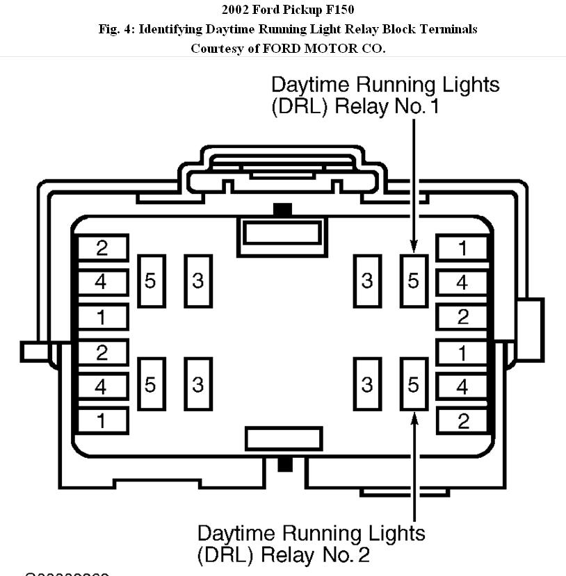 2001 ford f150 auto lamp wiring diagram   39 wiring