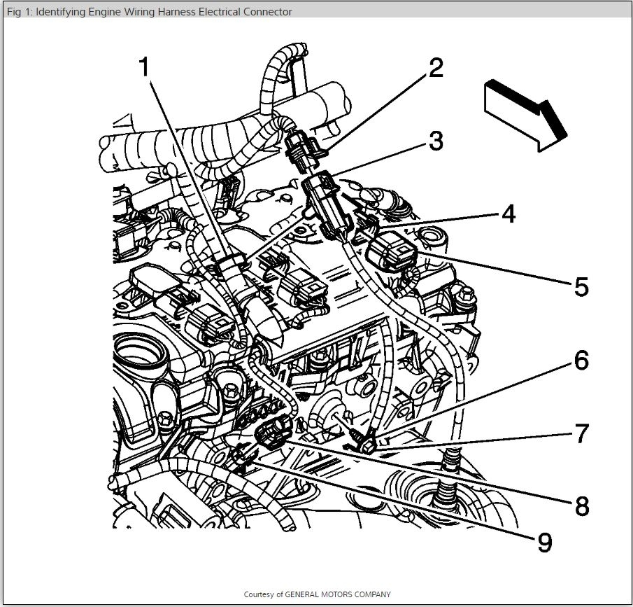 2015 gmc acadia wiring harness