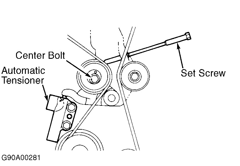 how do u install a sonata timing belt