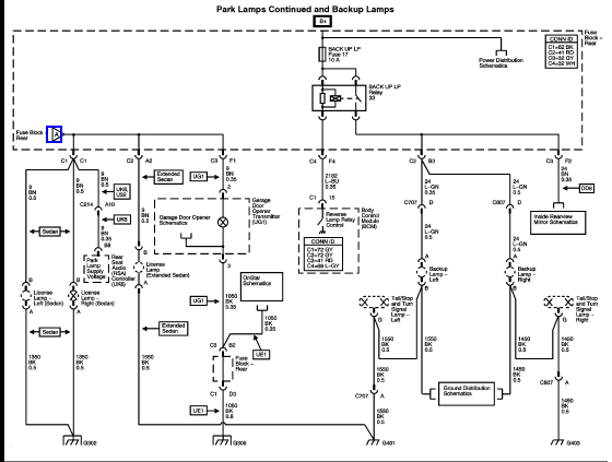 Headlamp Wiring Harness Diagram  Need Diagram Of The