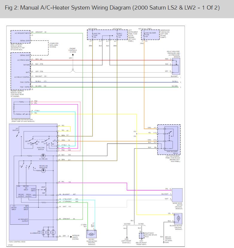 Heater Motor Relay Wiring Diagram - Wiring Diagrams Folder on