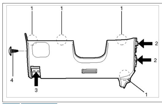 how to remove dash on 98 isuzu tropper