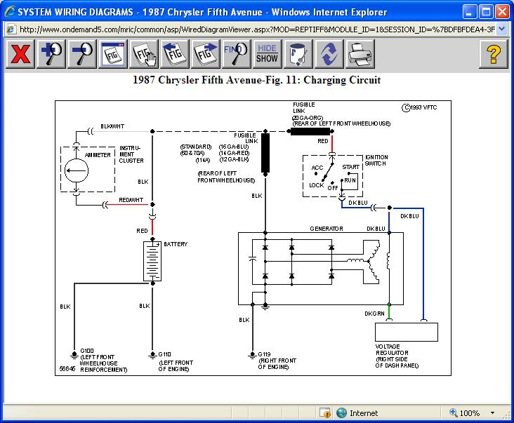 delco alternator external regulator wiring alternator voltage regulator alternator on 1987 chrysler alternator external regulator wiring diagram #7