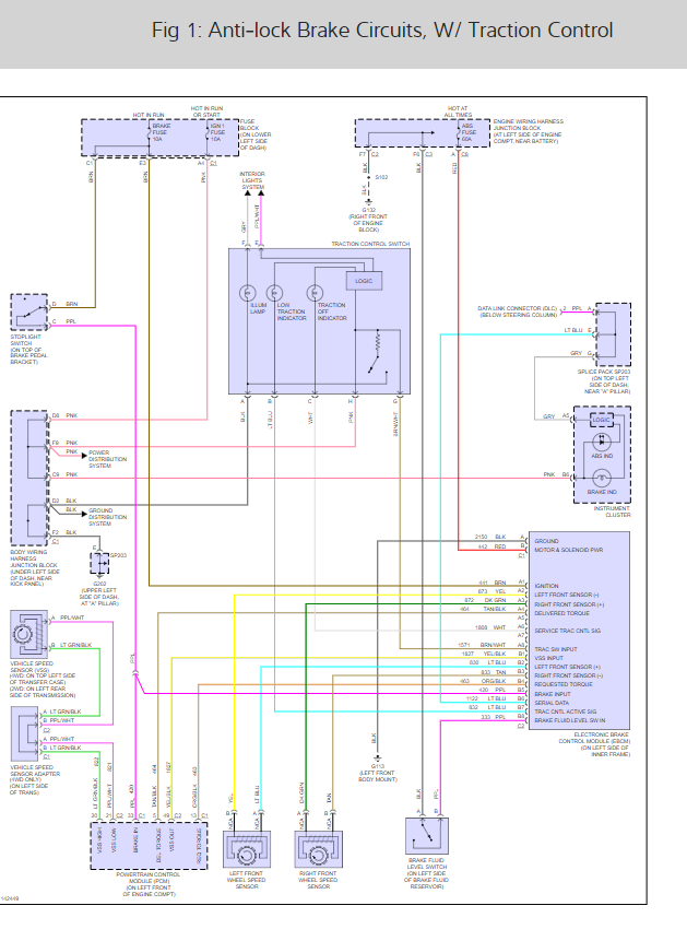 Thumb: 2000 GMC Yukon Xl Ebcm Wiring Diagram At Anocheocurrio.co
