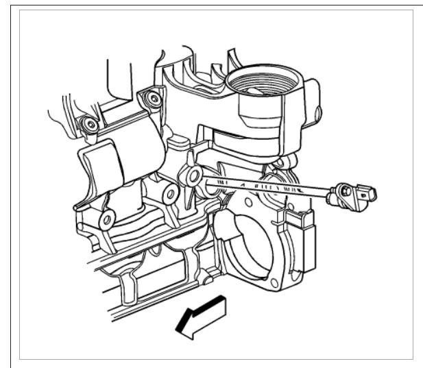 Crankshaft Sensor Location Where Is The Crank On Car Rh2carpros: 2000 Chevy Malibu Camshaft Position Sensor Location At Gmaili.net