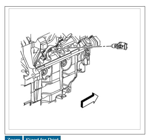 2013 chevrolet malibu engine diagram crankshaft sensor location where is the crank sensor on the car  crankshaft sensor location where is