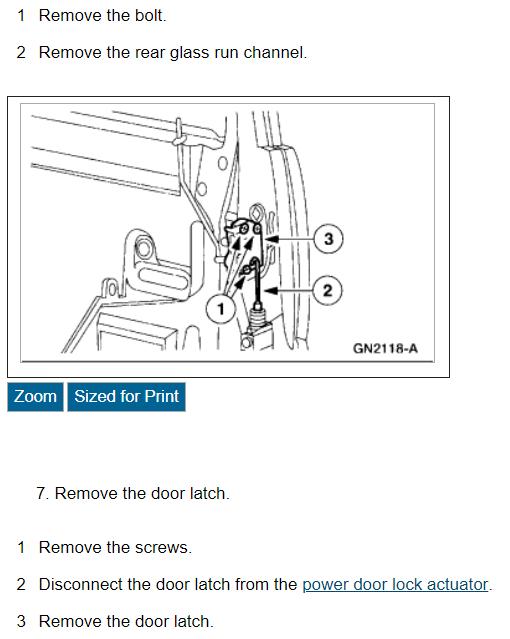 Front Drivers Side Door Wont Open Drivers Side Door Will