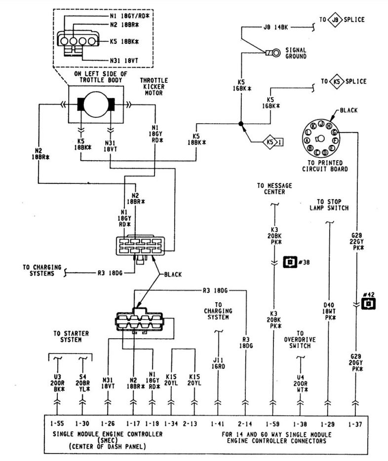 Wiring Diagram  I Am Looking For Complete Wiring Schematics For