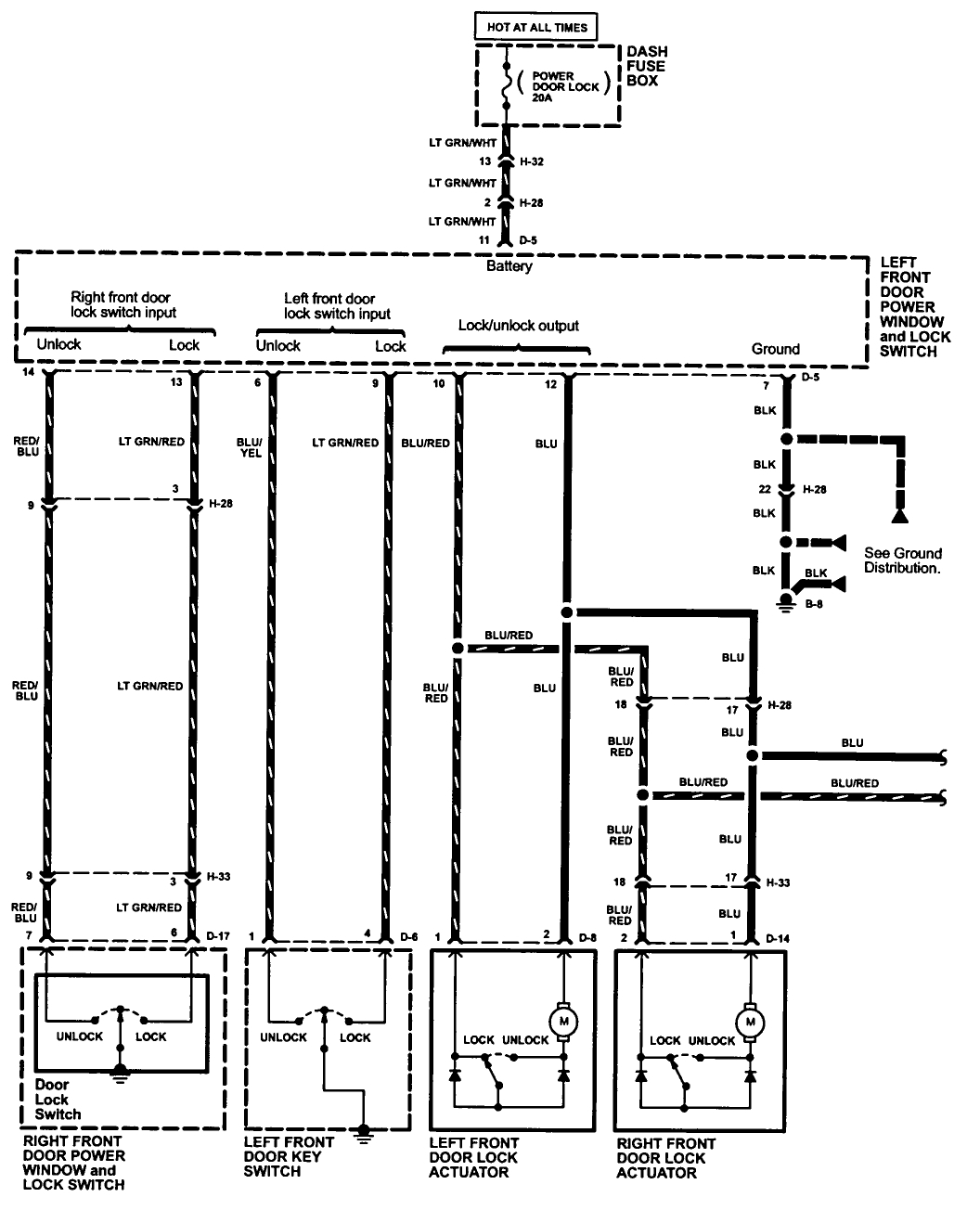 Cherry Master Wiring Diagram from www.2carpros.com