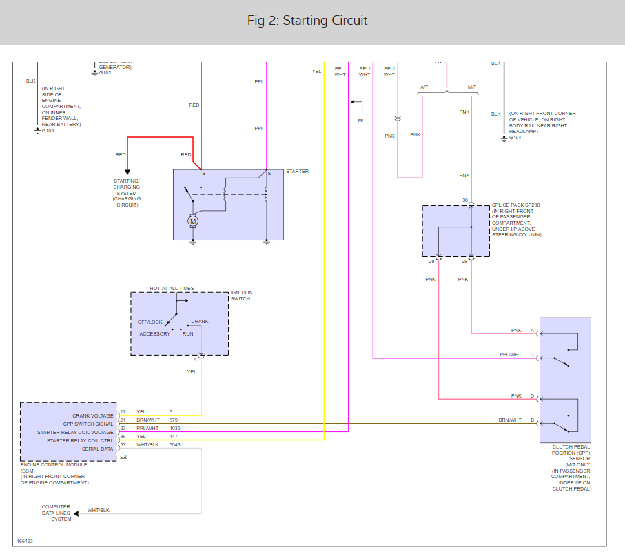 Pcm Wiring Diagram 2003 Cadillac Ct