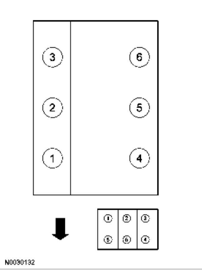 Firing Order Need To See A Diagram Of Correct Spark Plug Order