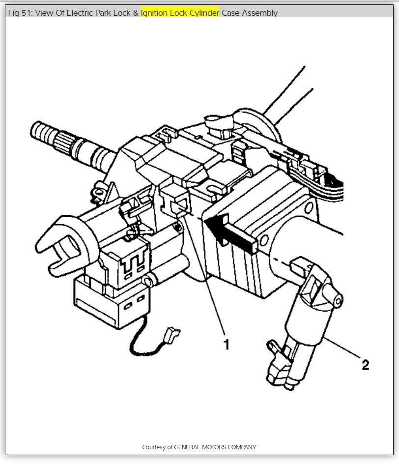 Electronic Ignition Module Diagram
