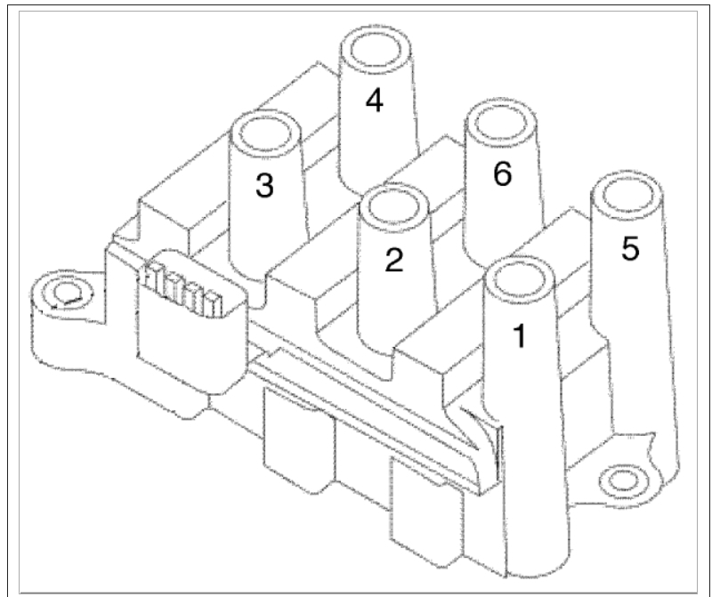 31 2005 Ford Taurus Spark Plug Wire Diagram