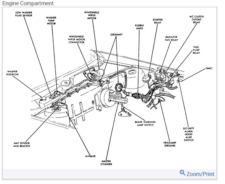 Chrysler Fuel Pump Diagram