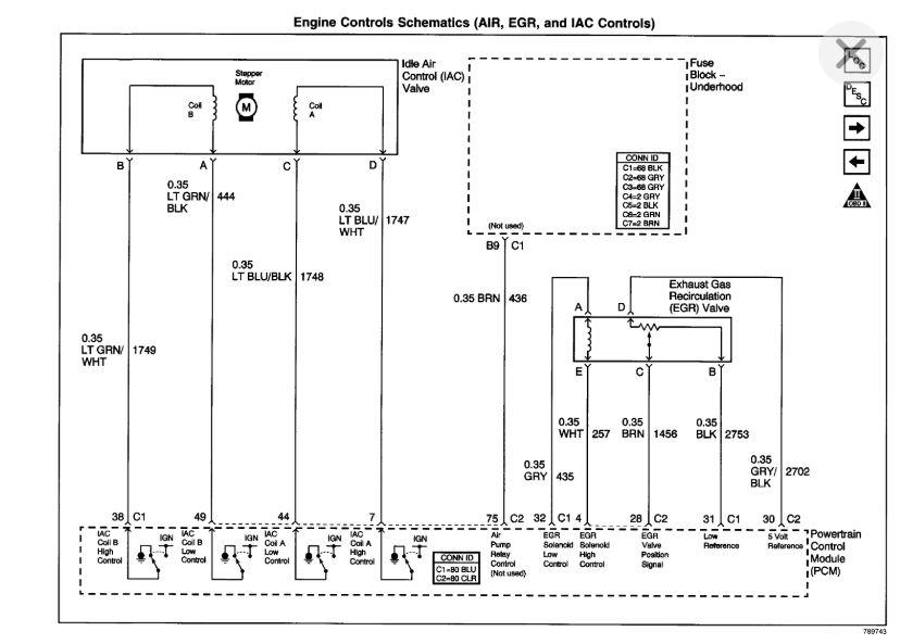 Egr Test Result Explanation  Code P0404  Performed All Egr