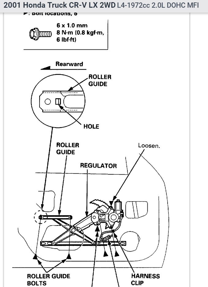door lock control box for 1998 honda cr v wiring diagram drivers side power window not working the power window on the  drivers side power window not working