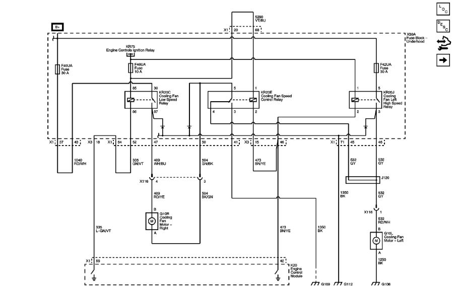 Cooling Fan Wiring Diagram Needed  Need Wiring Diagrams For My My
