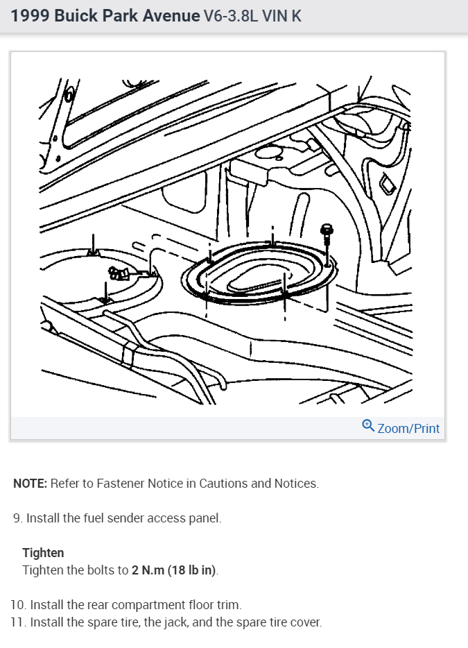 1999 buick park avenue fuel filter - wiring diagrams image free