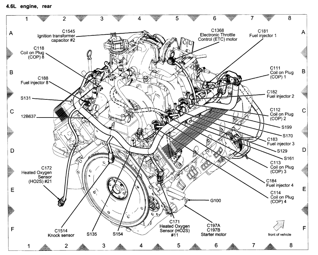 33 2003 Ford F150 O2 Sensor Diagram