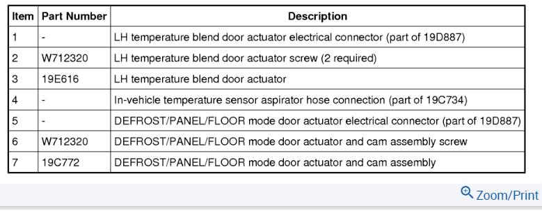 Blend Door Actuator Replacement: I Replaced the Blend Door
